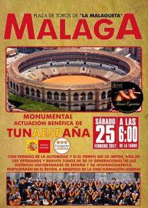 TunaEspaña, Don Dudo, Carlos Espinosa Celdran, Juntamento Malaga, dism