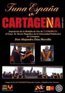 TunaEspaña, Don Dudo, DonDudo, Carlos Espinosa Celdran, Rector de cartagena