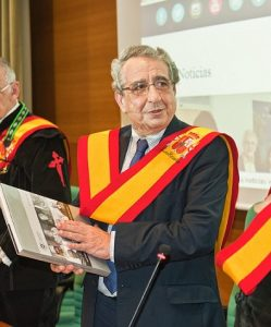 TunaEspaña, Don Dudo, Juntamento Universidad Málaga, Rector,32