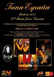TunaEspaña, Don Dudo, Maria Jover Carrion, Madrina.photo_2017-04-17_18-58-49