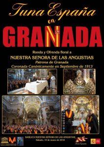 TunaEspaña, Juntamento Granada, Don Dudo, Carlos ignacio Espinosa Celdran,