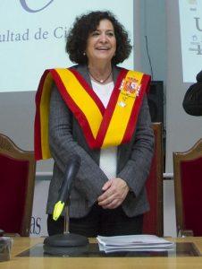TunaEspaña, Rectora Pilar Aranda Ramírez