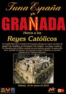 TunaEspaña-Carlos-Espinosa-Celdran-Don-Dudo-URE-JUntamento-GRANADA-Reyes-Catolicos