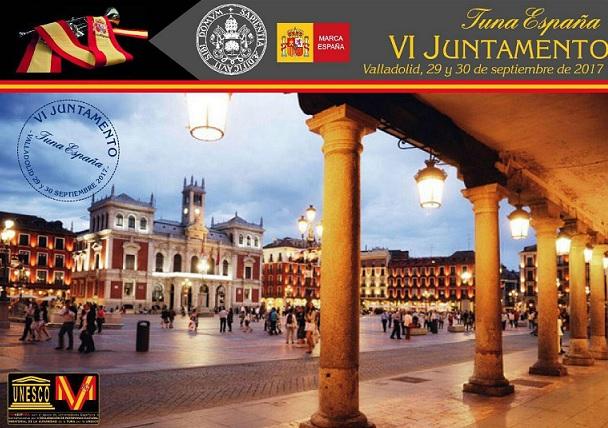 TunaEspaña, Don Dudo, Carlos Espinosa Celdran, Juntamento Valladolid,Dism