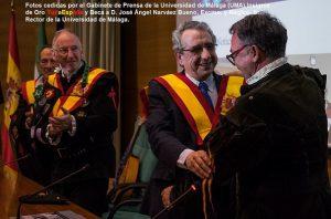 TunaEspaña, Don Dudo, Carlos Espinosa, Rector, Malaga,01