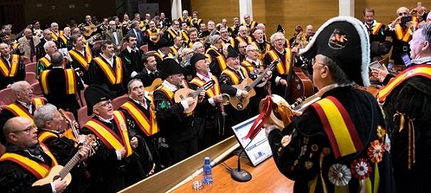 TunaEspaña, Don Dudo, Carlos Espinosa, Rector, Malaga,06