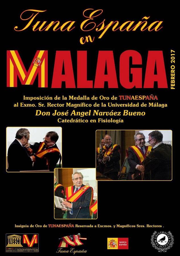 TunaEspaña, Don Dudo, DonDudo, Carlos Espinosa Celdran, Rector de malaga