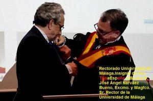 TunaEspaña, Don Dudo, Juntamento Universidad Málaga, Rector,31, dism