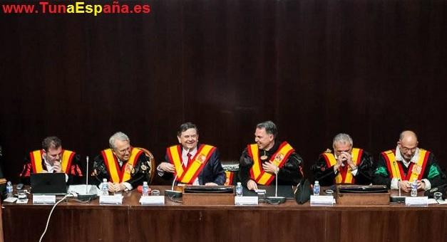 TunaEspaña, Insignia de Oro, Rector, CRUE,0