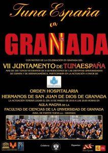 TunaEspaña, Juntamento Granada, Don Dudo, Carlos Espinosa Celdran