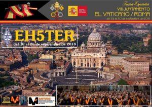 TunaEspaña, Roma, Vaticano, Teleco