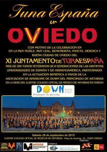juntamento-tunaespaña-oviedo-actuacion-benefica-sindrome-de-Down-don-dudo-carlos-espinosa-celdran