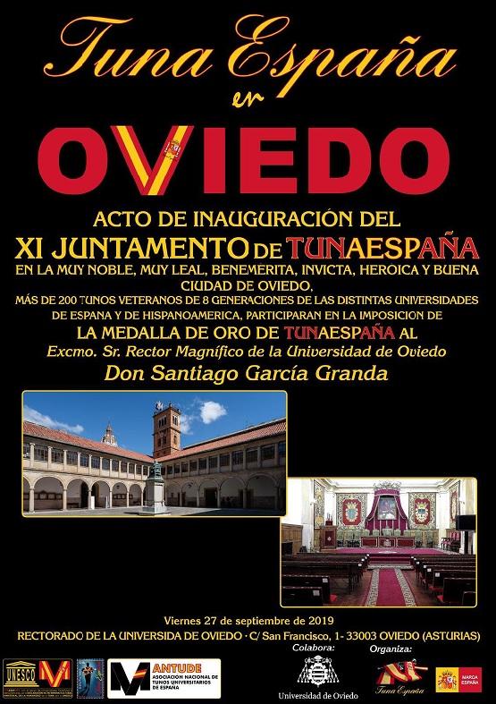 juntamento-tunaespaña-Rector-Universidad-oviedo-don-dudo-carlos-espinosa-celdran