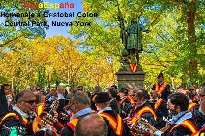 Cristobal Colon, Nueva York,TunaEspaña, DonDudo, Central Park, 2