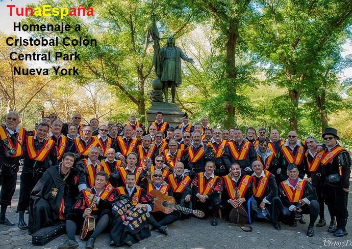 Cristobal Colon, Nueva York,TunaEspaña, DonDudo, Central Park,3
