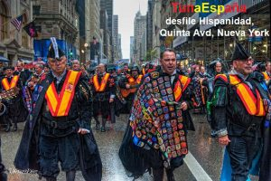 Desfile Hispanidad,Nueva York,TunaEspaña, DonDudo,