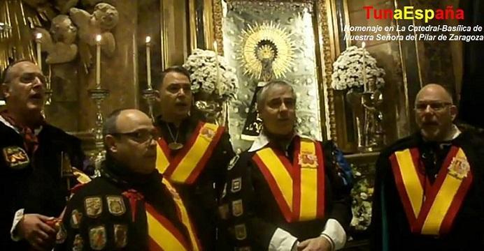 TunaEspaña, Carlos Espinosa Celdran, Don Dudo, DonDudo, Juntamento Zaragoza, Virgen del Pilar, Hispanidad, 01