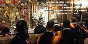 TunaEspaña, Carlos Espinosa Celdran, Don Dudo, DonDudo, Juntamento Zaragoza, Virgen del Pilar, Hispanidad, 02