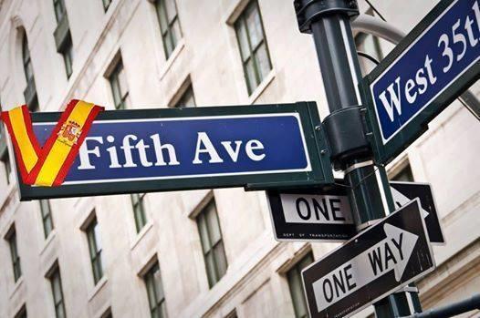 TunaEspaña, Nueva York, Avenida