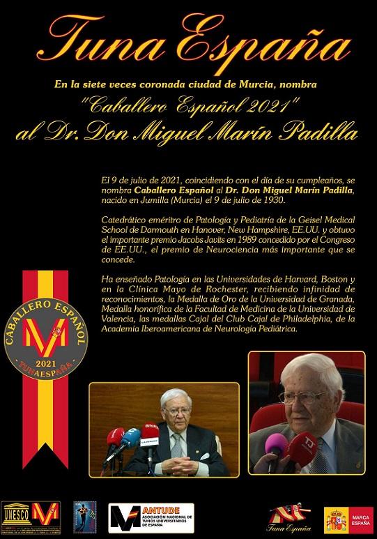 Dr Miguel Marin Padilla, TunaEspaña, DonDudo, carlos espinosa celdran