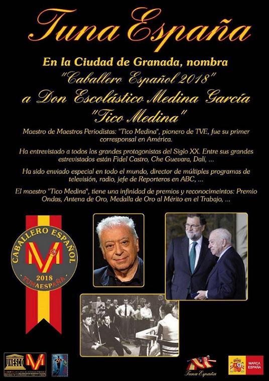TunaEspaña, Tico Medina, Carlos Espinosa Celdran, Don Dudo