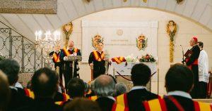 TunaEspaña, Tuna España, DonDudo, Don Dudo, Carlos Espinosa Celdran, Virgen Almudena, Cardenal Arzobisp de Madrid Carlos Osoro,12