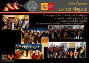 TunaEspaña, Discapacitados, Asilo ancionos, geriatricos; Don Dudo, Dondudo, Carlos Espinosa Celdran, discapacitados