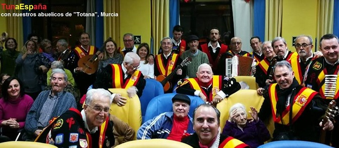 TunaEspaña, Residencia ancianos, Carlos Espinosa Celdran, Don Dudo