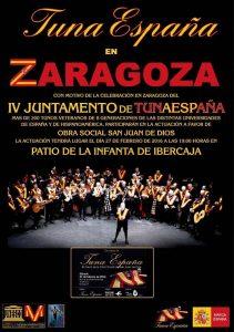 Carlos Espinosa Celdran, Don Dudo, DonDudo, TunaEspaña, Tuna España, Concierto Benefico, San Juan de Dios