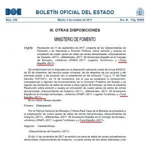 Sello TunaEspaña, Sello Tuna España, Don Dudo, Carlos Espinosa Celdrán, DonDudo,01