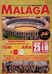 Tuna España, TunaEspaña, Concierto Benefico, Carlos Espinosa Celdran, Don Dudo, DonDudo