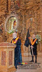 TunaEspaña, Carlos Espinosa Celdran, DonDudo, Don Dudo, Tuna España, Virgen de San Lorenzo, juntamento de valladolid, 06