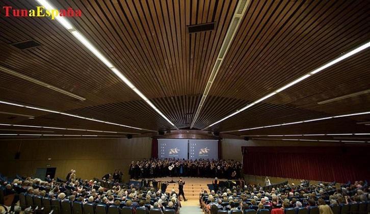 TunaEspaña, San Juan de Dios Granada, Universidad de Granada