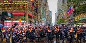 TunaEspaña, Don Dudo, Carlos Espinosa Celdran, Nueva York, Desfile Hispanidad