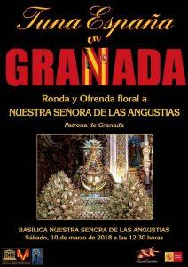 TunaEspaña, Tuna España, DonDudo, Don Dudo, Carlos Espinosa Celdran, Granada