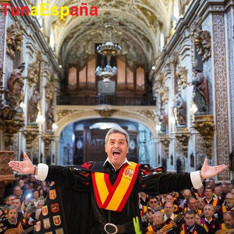TunaEspaña, Don Chulin, Juntamento de Granada, Virgen de las Angustias,2