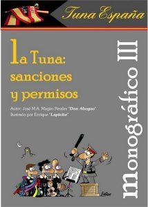 TunaEspaña Monografico, Don Dudo, Carlos Espinosa Celdran, Permisos y sanciones