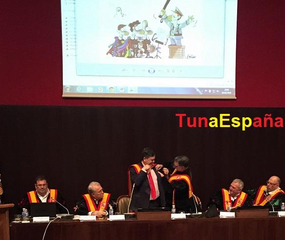 TunaEspaña, Universidad de Zaragoza, Carlos Espinosa Celdran, Don Dudo, dism