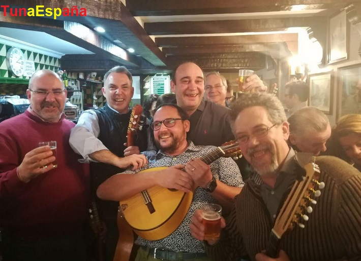 Don Dudo, Carlos Espinosa Celdran, Don Gayaro, Don Maguila, Alcoy, TunaEspaña,Noche y dia