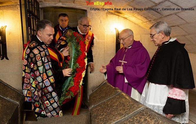 TunaEspaña, Carlos Espinosa Celdran, Don Dudo,Capilla Real de Los Reyes Católicos