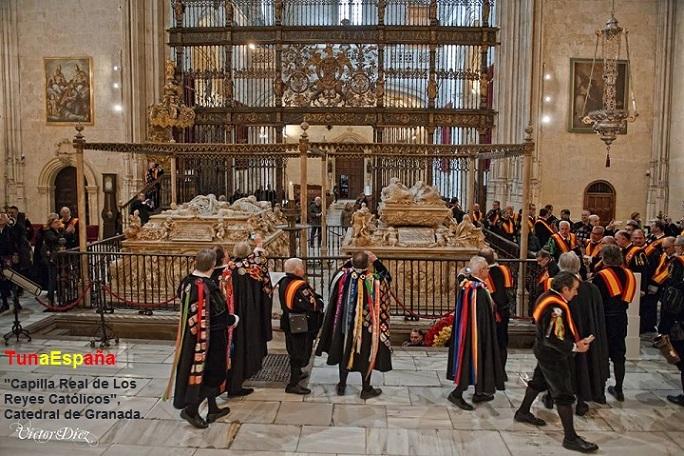 TunaEspaña, Carlos Espinosa Celdran, Don Dudo,Capilla Real de Los Reyes Católicos,11