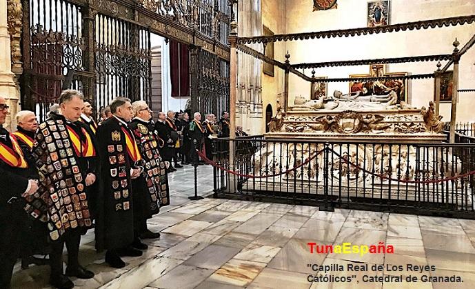 TunaEspaña, Carlos Espinosa Celdran, Don Dudo,Capilla Real de Los Reyes Católicos,20