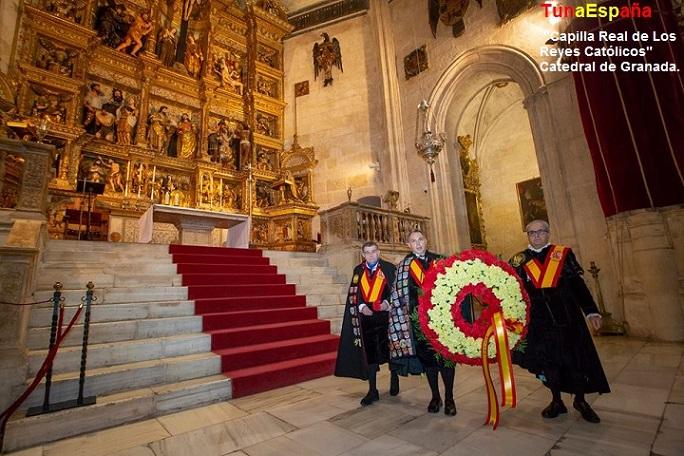 TunaEspaña, Carlos Espinosa Celdran, Don Dudo,Capilla Real de Los Reyes Católicos,3