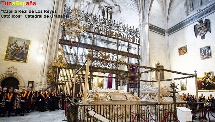 TunaEspaña, Carlos Espinosa Celdran, Don Dudo,Capilla Real de Los Reyes Católicos,4