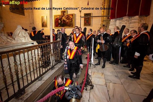 TunaEspaña, Carlos Espinosa Celdran, Don Dudo,Capilla Real de Los Reyes Católicos,7