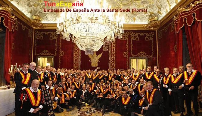 TunaEspaña, Embajada ante la Santa Sede,2