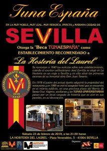TunaEspaña, Hosteria el Laurel, Sevilla