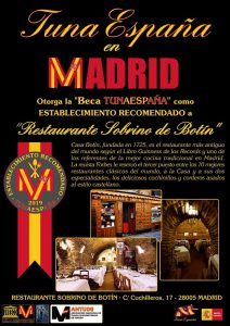 juntamento-tunaespaña-Madrid-Restaurante-Botin-don-dudo-carlos-espinosa-celdran-