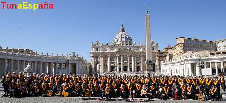 tunaespaña, don dudo, juntamento roma, Juntamento vaticano, Carlos Ignaqcio Espinosa Celdran