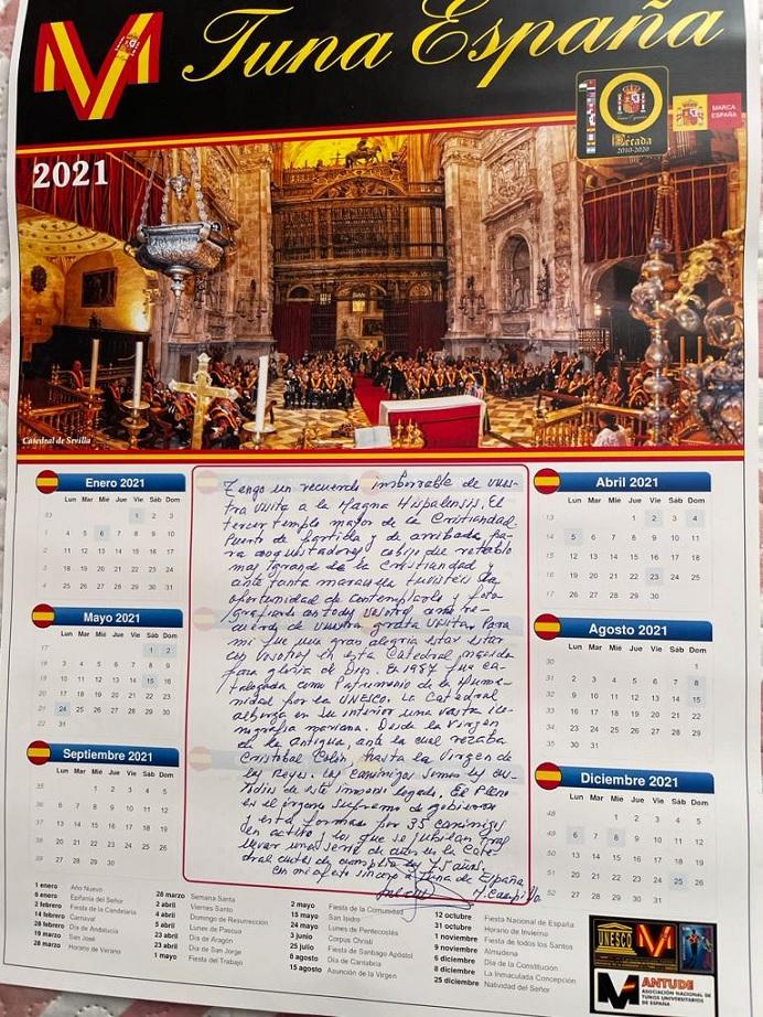 Catedral Sevilla TunaEspaña